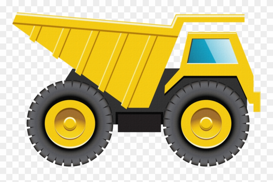 Constructionvehicle clipart picture free Clip Dump Construction - Construction Vehicles Clipart Png ... picture free