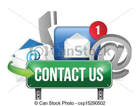 Contact us clip art image freeuse library Contact Us Clipart - Clipart Kid image freeuse library