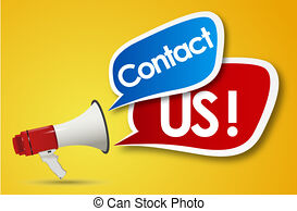 Contact us images clipart png transparent library Contact us word Stock Illustration Images. 1,616 Contact us word ... png transparent library