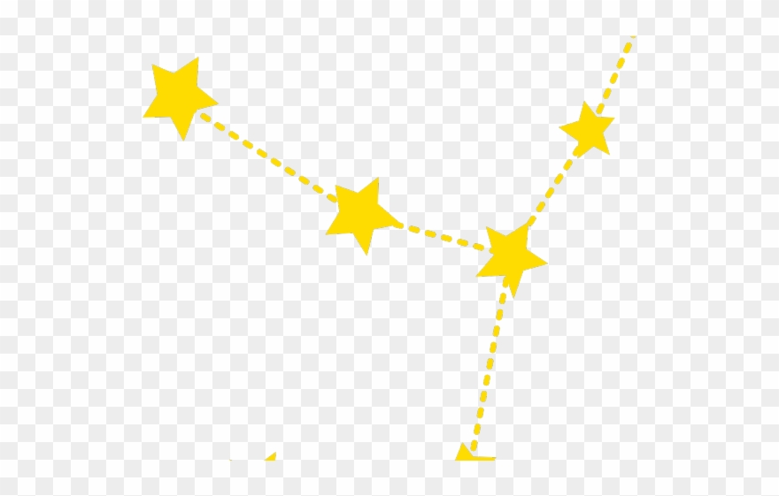 Contellation clipart image transparent library Virgo Clipart Star Constellation - Png Download (#2949810) - PinClipart image transparent library
