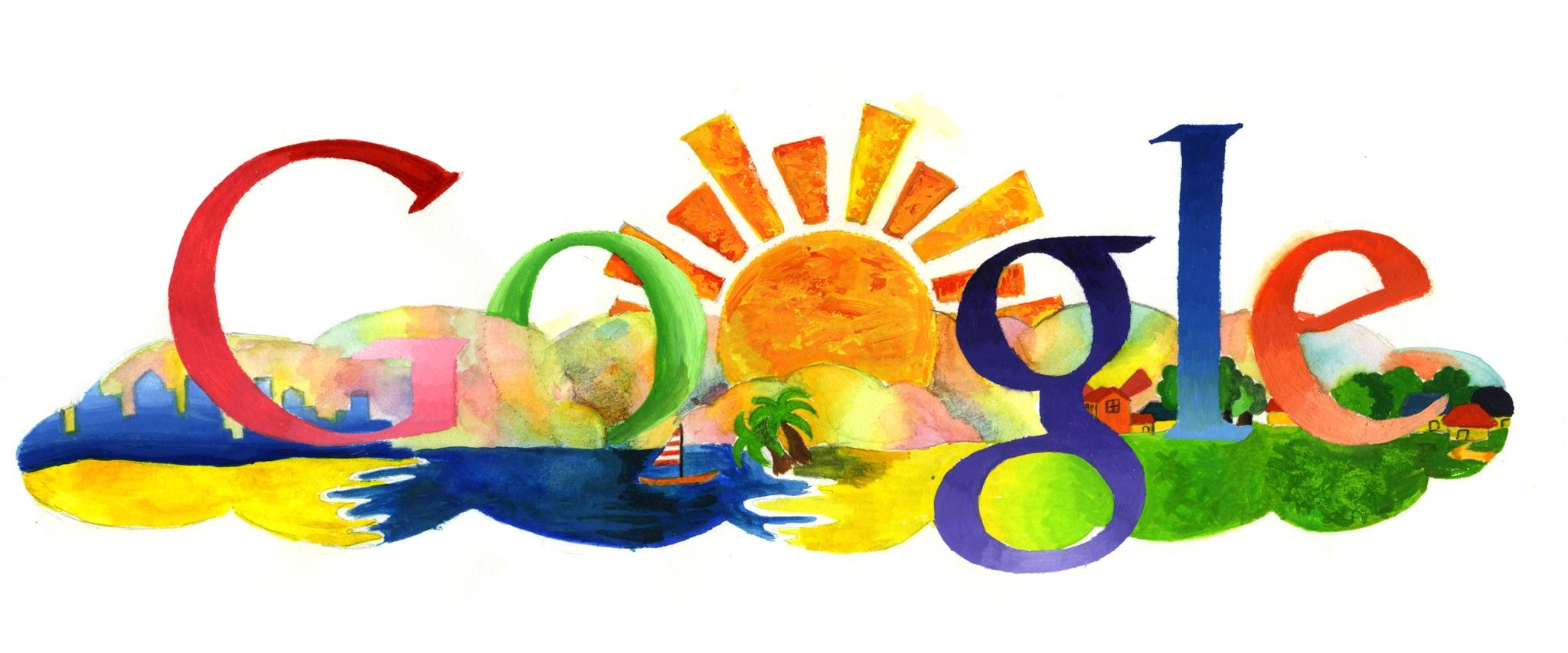 Contest time clipart picture freeuse download Google\'s Doodle 4 Google Logo Contest: Get Doodling, Kids | TIME ... picture freeuse download