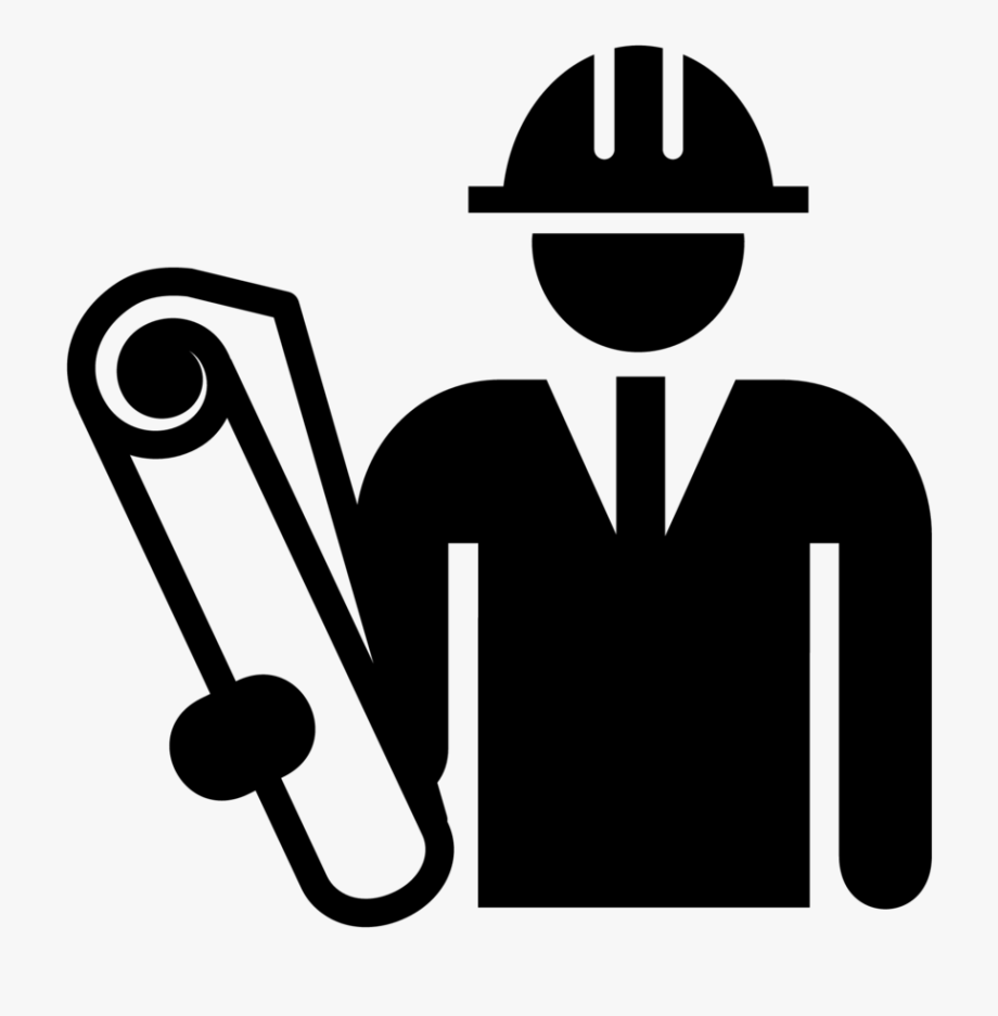 Contractor on phone clipart png freeuse download Contractor Clipart Site Engineer - Civil Engineer Logo Png #193164 ... png freeuse download