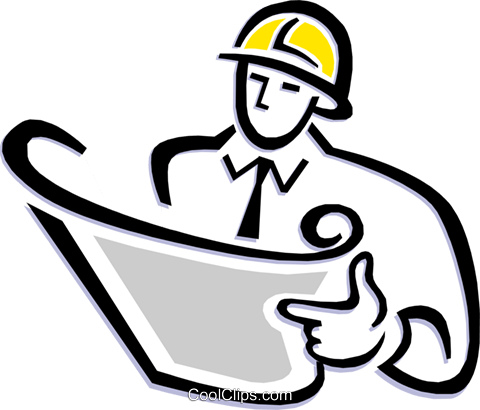 Contractors clipart vector stock Collection of Contractor clipart | Free download best Contractor ... vector stock