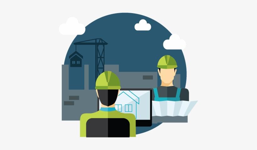 Contractors clipart vector royalty free download Construction Clipart Building Contractor - Building A Company ... vector royalty free download