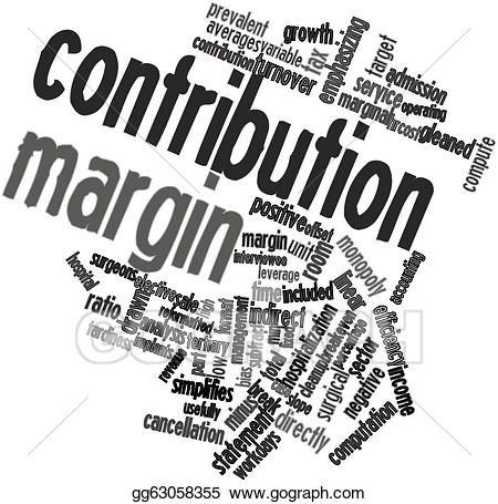 Contribution statement clipart png transparent stock Clip Art - Contribution margin. Stock Illustration ... png transparent stock