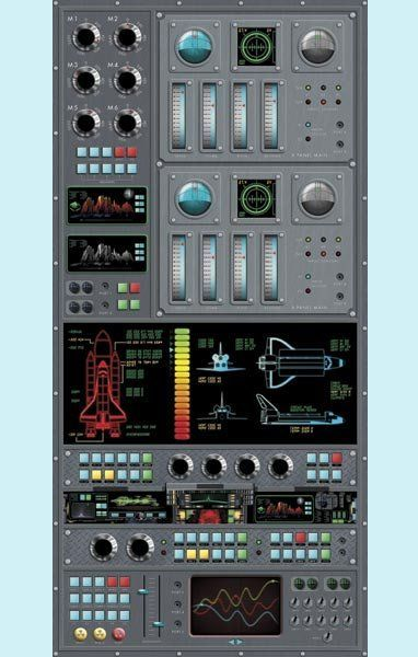Control panel clipart jpg stock Spaceship control panel clipart 5 » Clipart Portal jpg stock