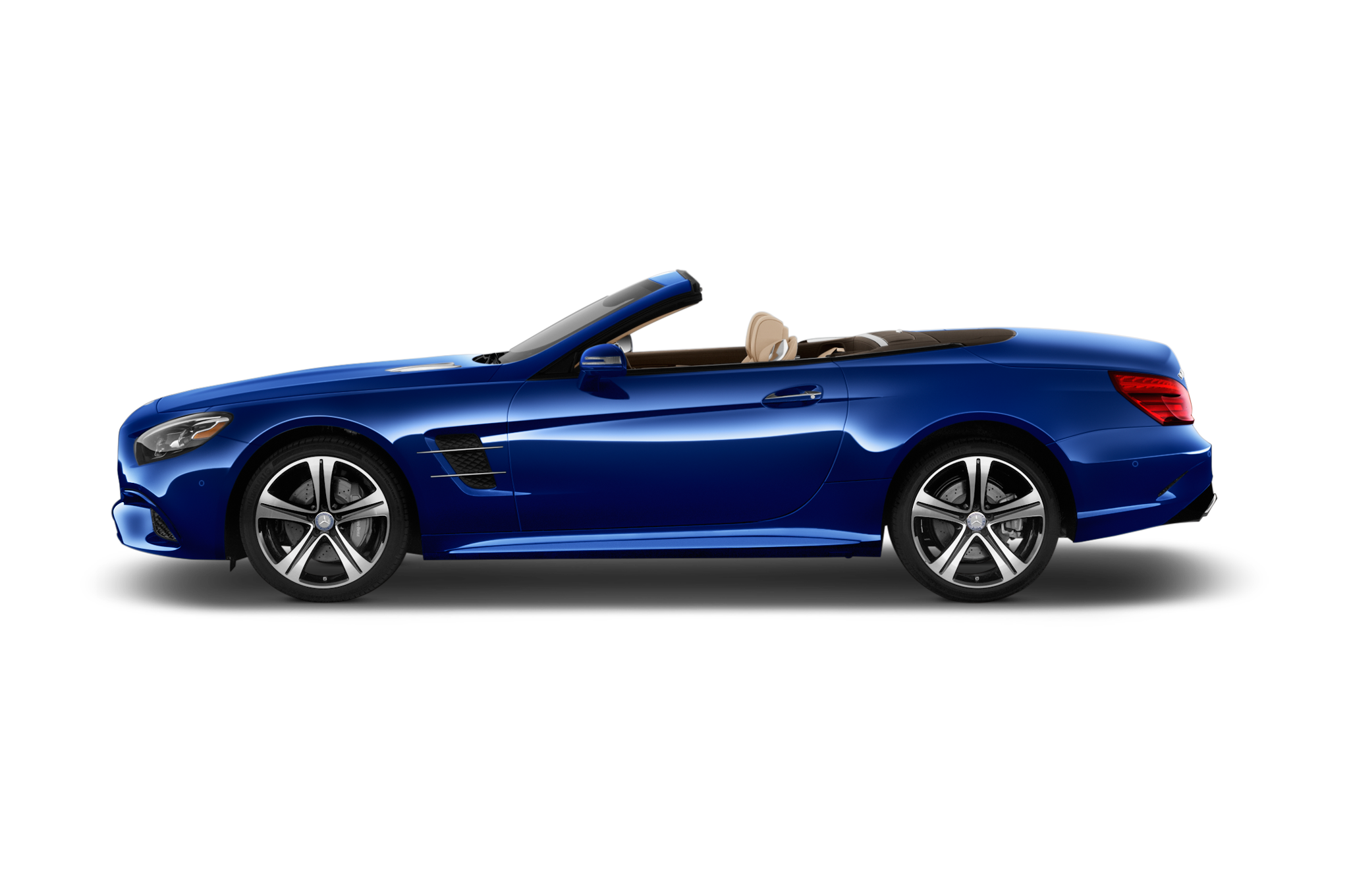Convertible sports car clipart vector free Mercedes-Benz SL500 - Road Test & Review - Automobile Magazine vector free