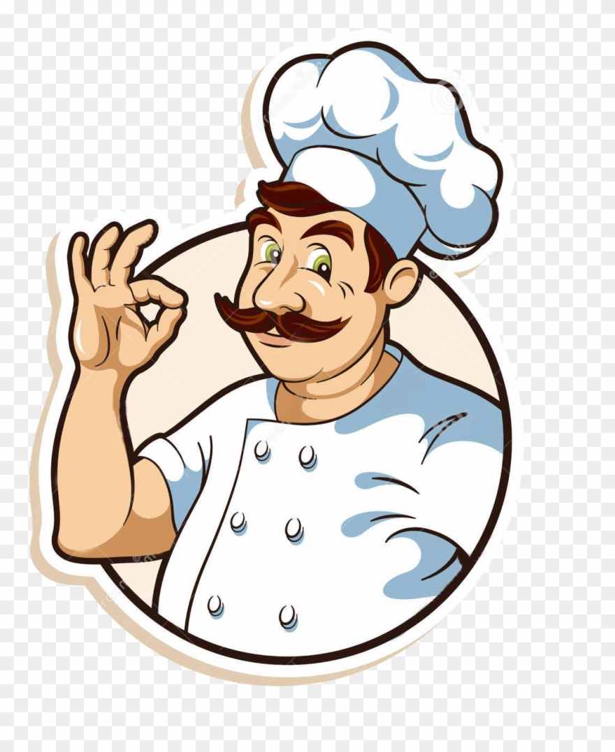 Cook chief clipart graphic library library Vector Library Stock Chefs Clipart Cooking Demo - Chief Cook Clipart ... graphic library library