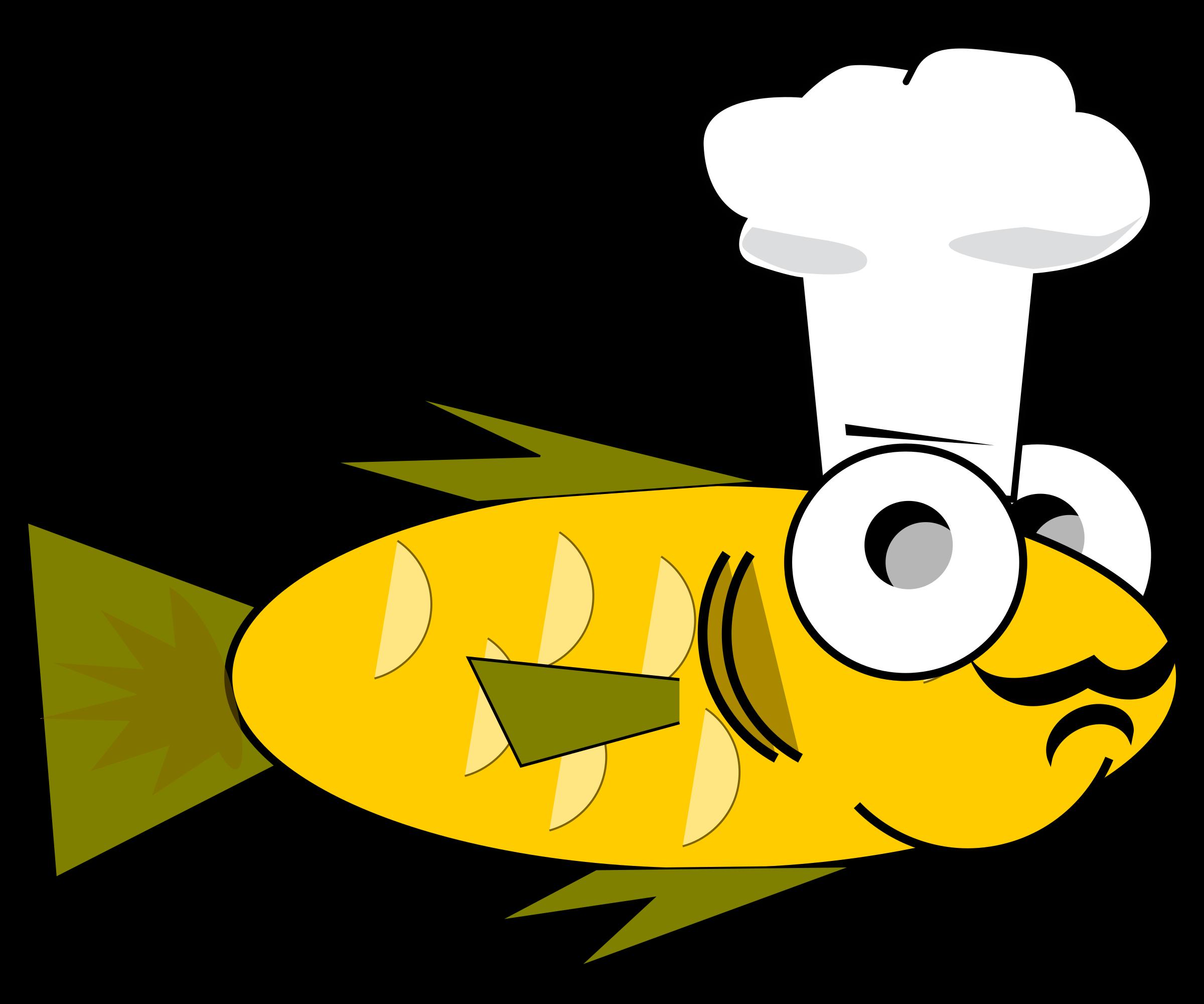 Cook fish clipart clip library stock Clipart - Judas Tadeu o Chefe de Cozinha clip library stock