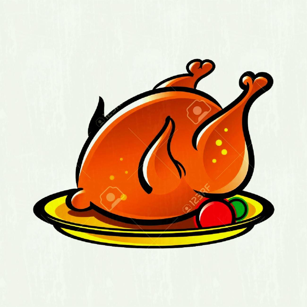 Cooked chicken clipart clipart library stock Clipart of cooked chicken 2 » Clipart Portal clipart library stock