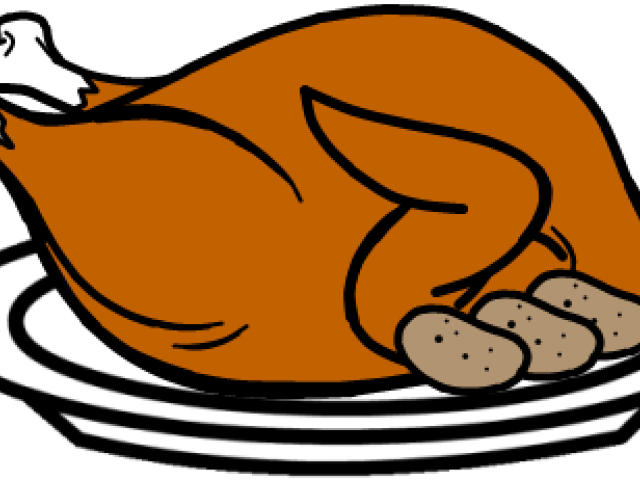Roast turkey pictures clipart clip library library Cooked chicken clipart clipart images gallery for free download ... clip library library