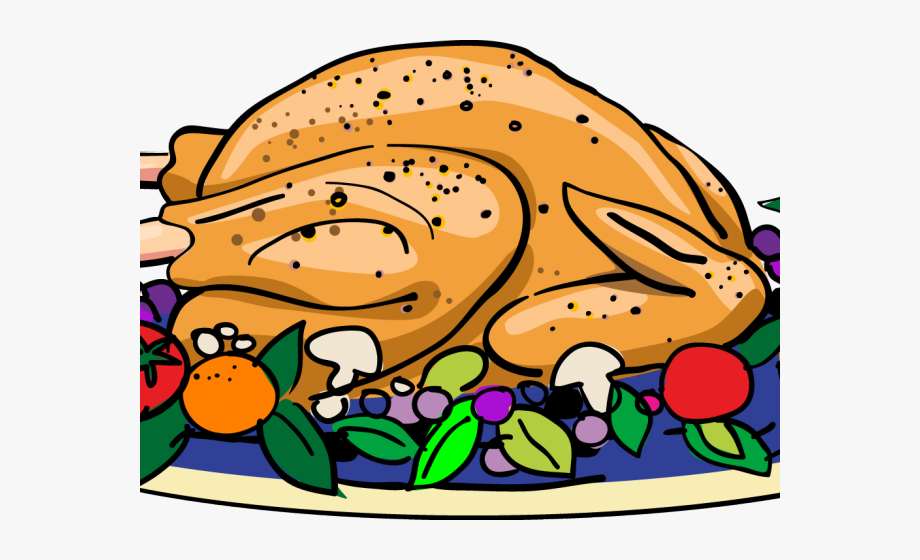 Cooked clipart jpg download Cooked Turkey Clipart Png , Transparent Cartoon, Free Cliparts ... jpg download