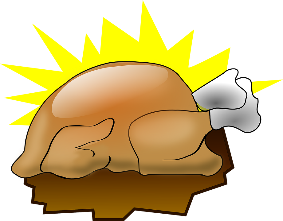 Cooked Turkey Cartoon#4574432 - Shop of Clipart Library image royalty free download