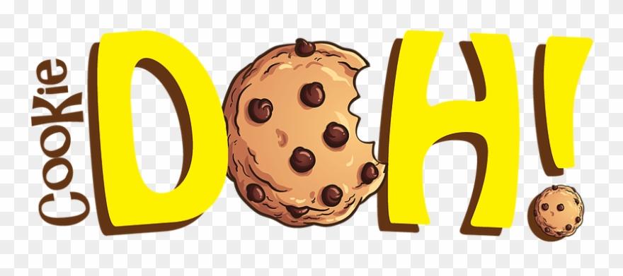 Sind clipart svg freeuse download Doh Cookie Dough Vegan/gf - Plätzchen Sind Mein Freund ... svg freeuse download