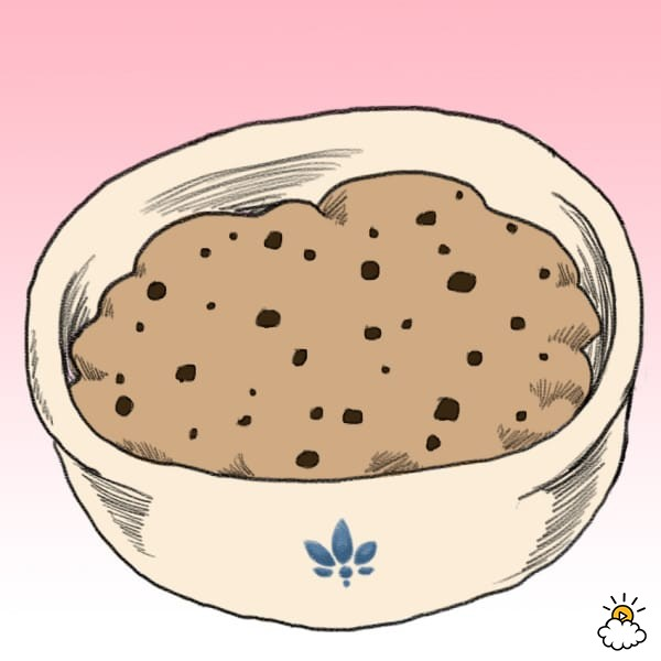 Cookie dough clipart clip free stock Why You Should Never Eat Raw Cookie Dough clip free stock