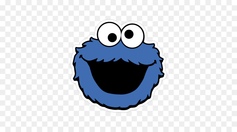 Cookie monster clipart face black and white image download Monster Cartoon clipart - Elmo, transparent clip art image download