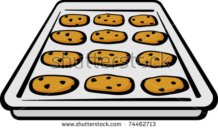 Cookie sheet clipart vector library Cookie Sheet Stock Photos, Royalty-Free Images & Vectors ... vector library
