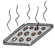 Cookie sheet clipart. Clip art free download