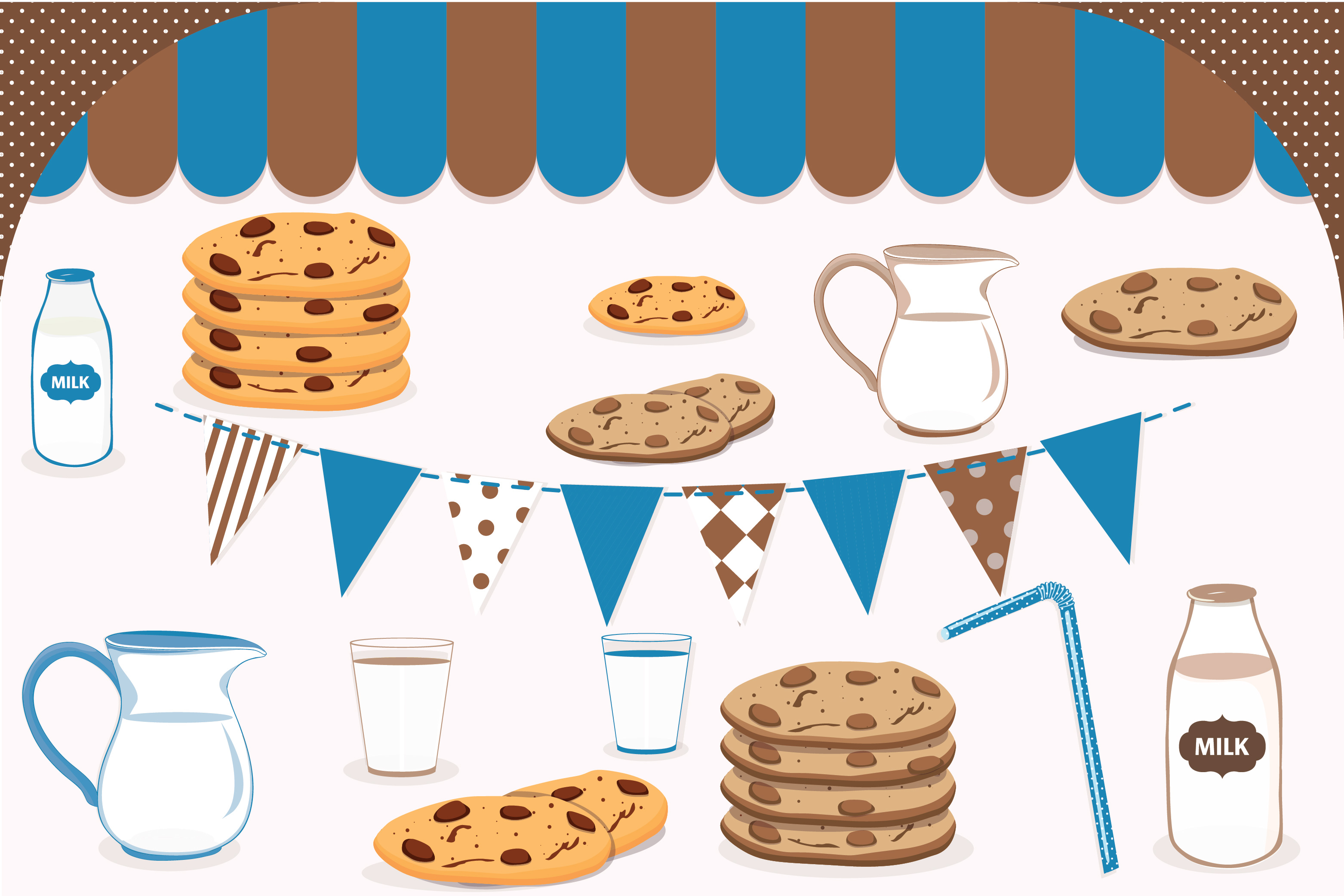 Cookies and milk clipart png freeuse Milk and cookies clipart, Milk and cookies graphics png freeuse