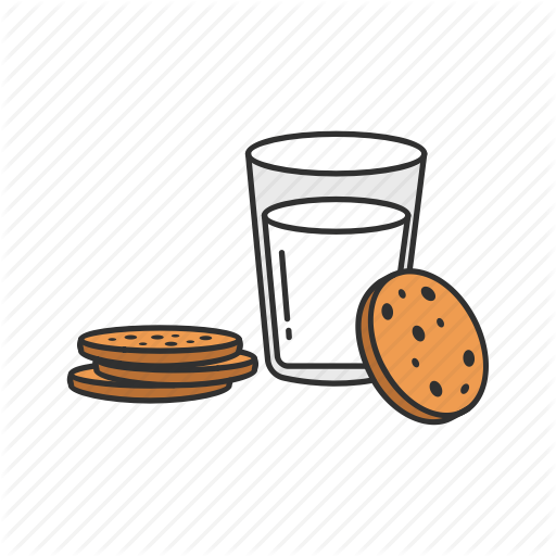 Cookies and milk clipart svg freeuse Cookies and milk clipart clipart images gallery for free download ... svg freeuse
