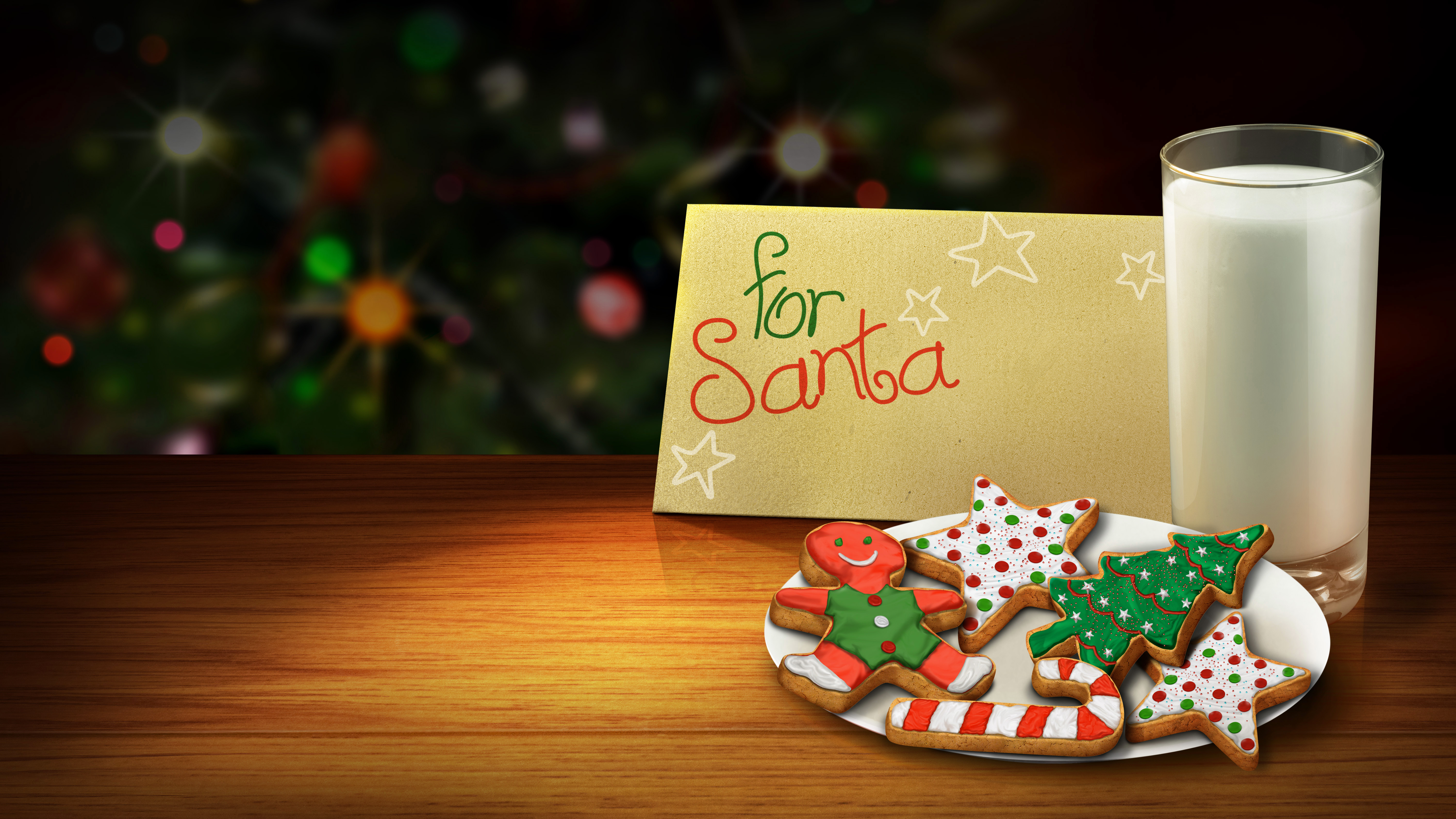 Cookies and milk for santa clipart graphic royalty free stock Santa Milk and Cookies Christmas Background | Gallery Yopriceville ... graphic royalty free stock