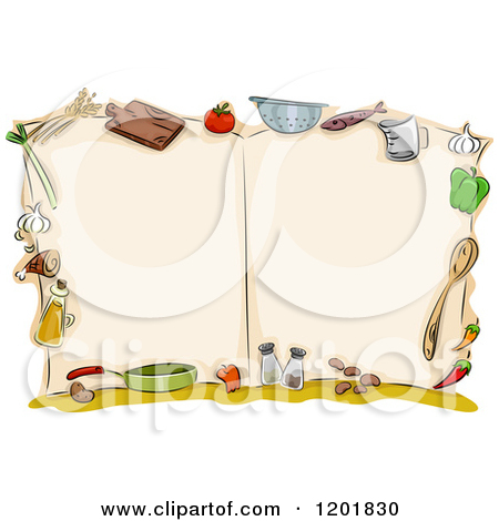 Cooking clip art borders free library Kitchen Clip Art Borders kitchen utensils borders clipart, Kitchen ... free library
