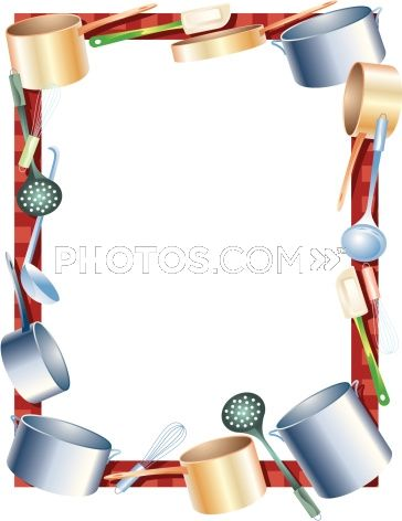 Cooking clip art borders picture royalty free 17+ images about Marcs/Etiquetes on Pinterest | Clip art, Cute ... picture royalty free