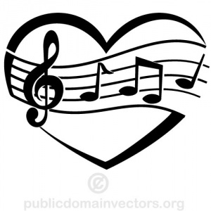 Cool black and white music clipart image Music Notes Clipart Black And White   Clipart Panda - Free Clipart ... image