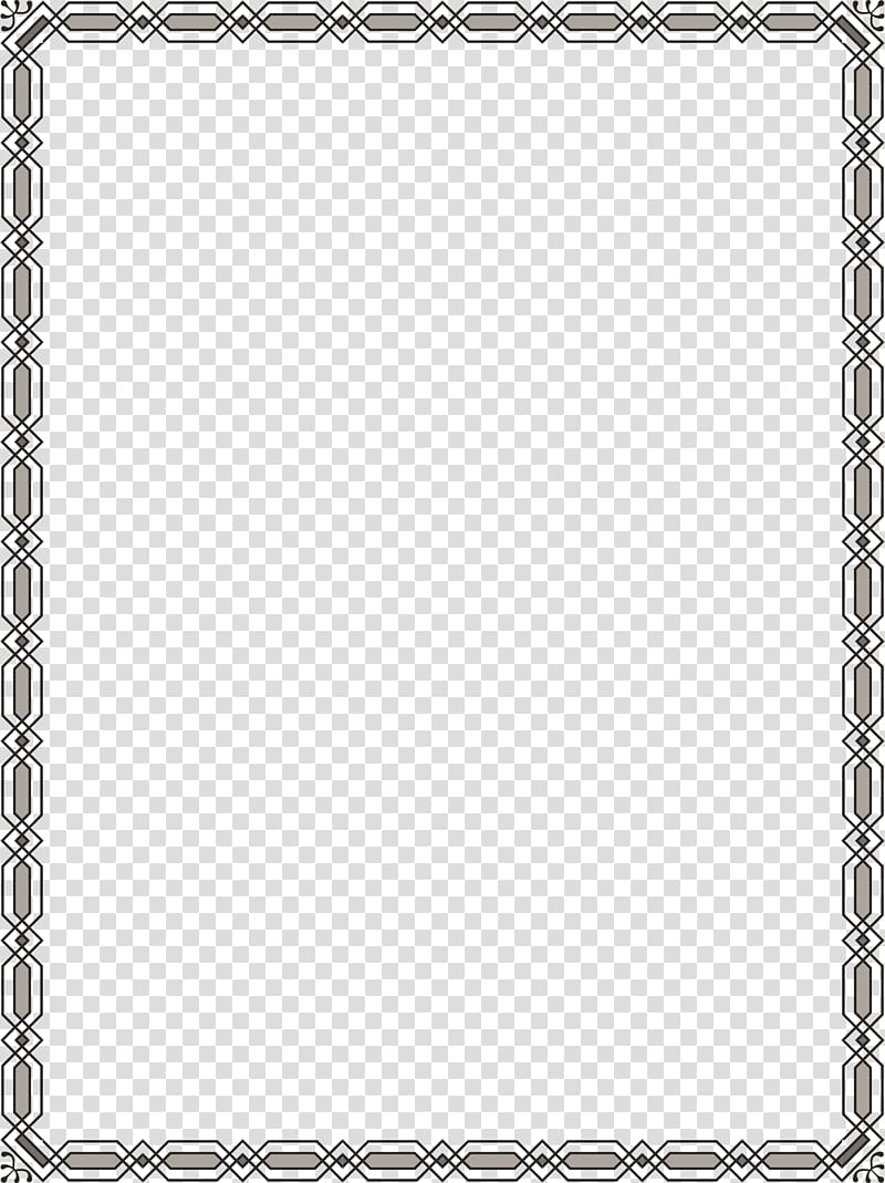 Cool border clipart transparent stock Rectangular gray frame, Icon, Cool borders transparent background ... transparent stock