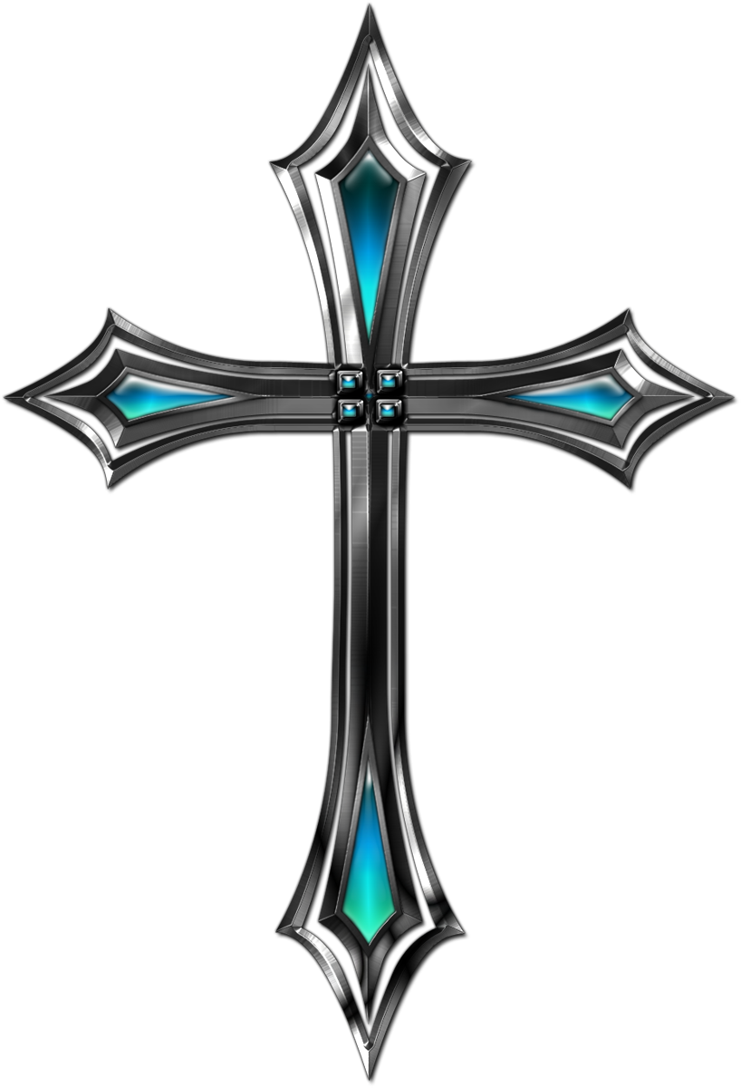 Decorative cross clipart clip black and white stock decorative crosses by Lyotta on DeviantArt | Tatoo art | Pinterest ... clip black and white stock