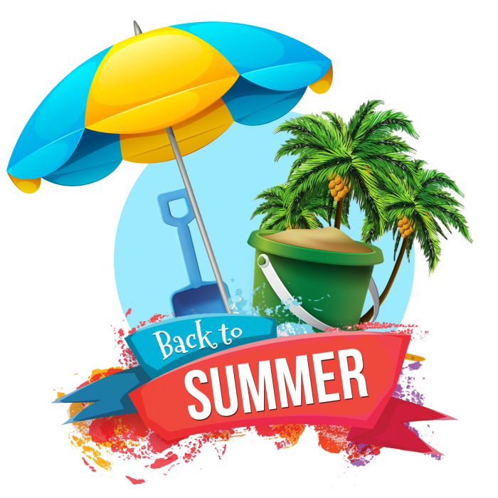 Cool for the summer clipart free stock Cool Summer PNG Backgrounds Vector, Clipart, PSD - peoplepng.com free stock
