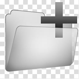 Cool gray cliparts image transparent download Cool grey folders, folder_plus icon transparent background PNG ... image transparent download
