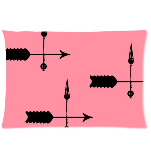 Cool pink black arrow clipart clip art free Tiffany Nicole Design - Pillows clip art free