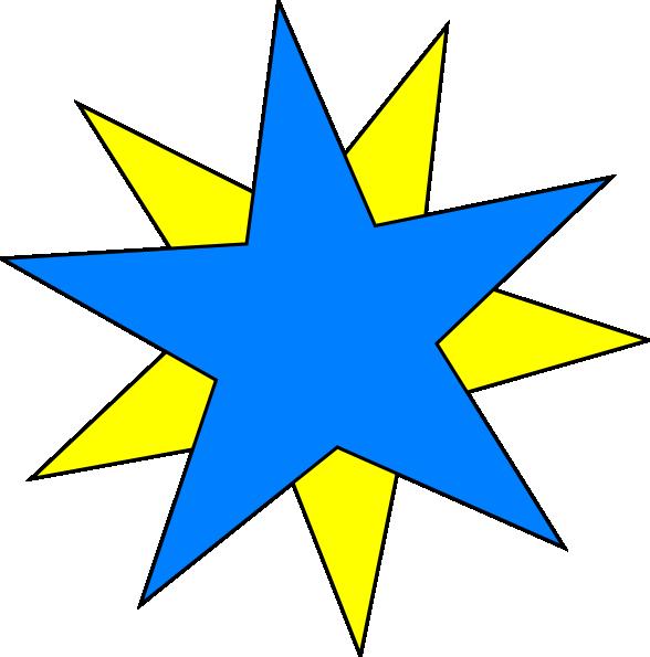 Star people clipart svg freeuse Star Clip Art at Clker.com - vector clip art online, royalty free ... svg freeuse