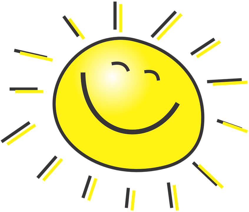 Cool sun blinking eye clipart clip art freeuse stock The Dividing Third Act   Critical Teatime clip art freeuse stock