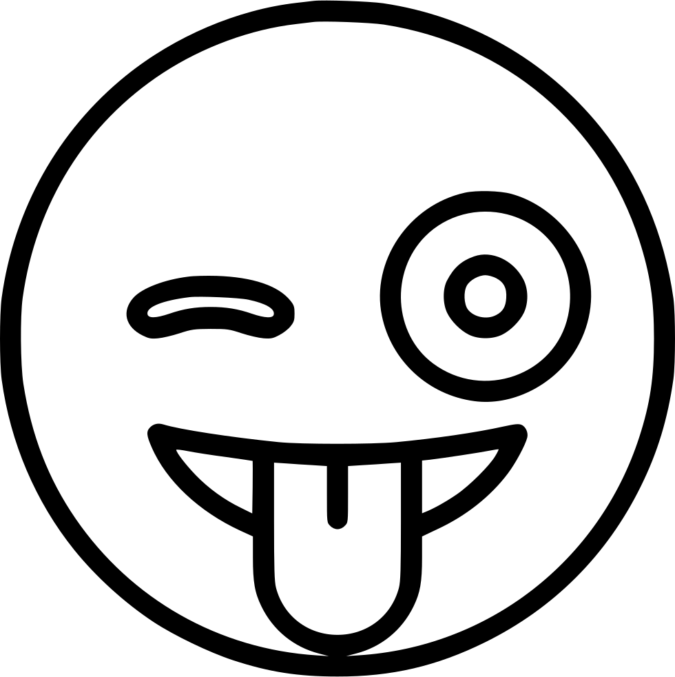 Sun sticking tongue clipart png transparent download Winking Eye Drawing at GetDrawings.com | Free for personal use ... png transparent download
