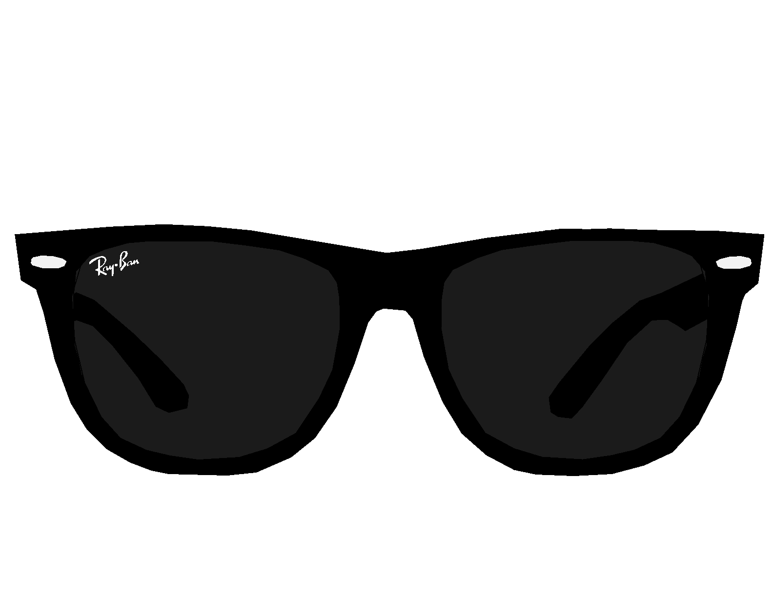 Ray ban clipart picture royalty free stock Free Cool Cartoon Glasses, Download Free Clip Art, Free Clip Art on ... picture royalty free stock