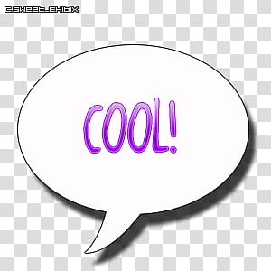 Cool text clipart image royalty free download Speech Balloons, cool text bubble transparent background PNG clipart ... image royalty free download