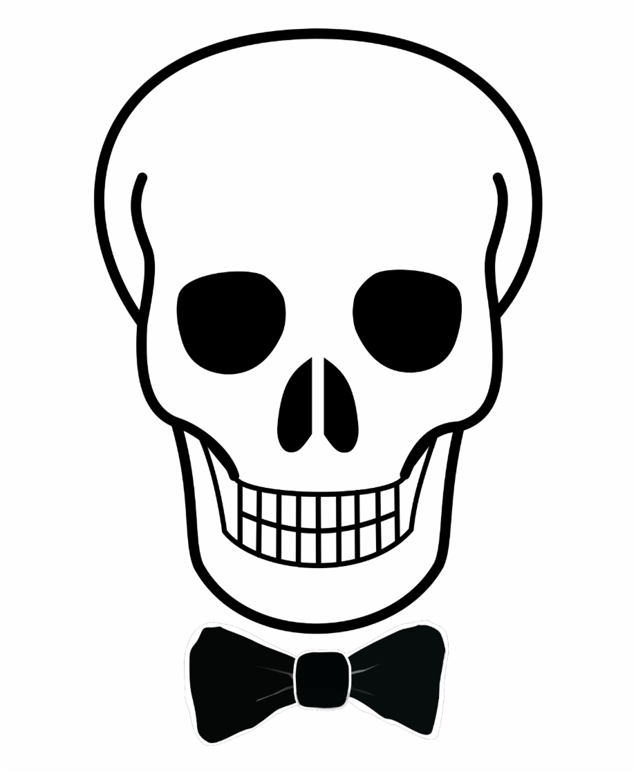 Cool things to draw clipart banner transparent download Easy Simple Skull Drawing Clipart , Png Download - Scary Things To ... banner transparent download