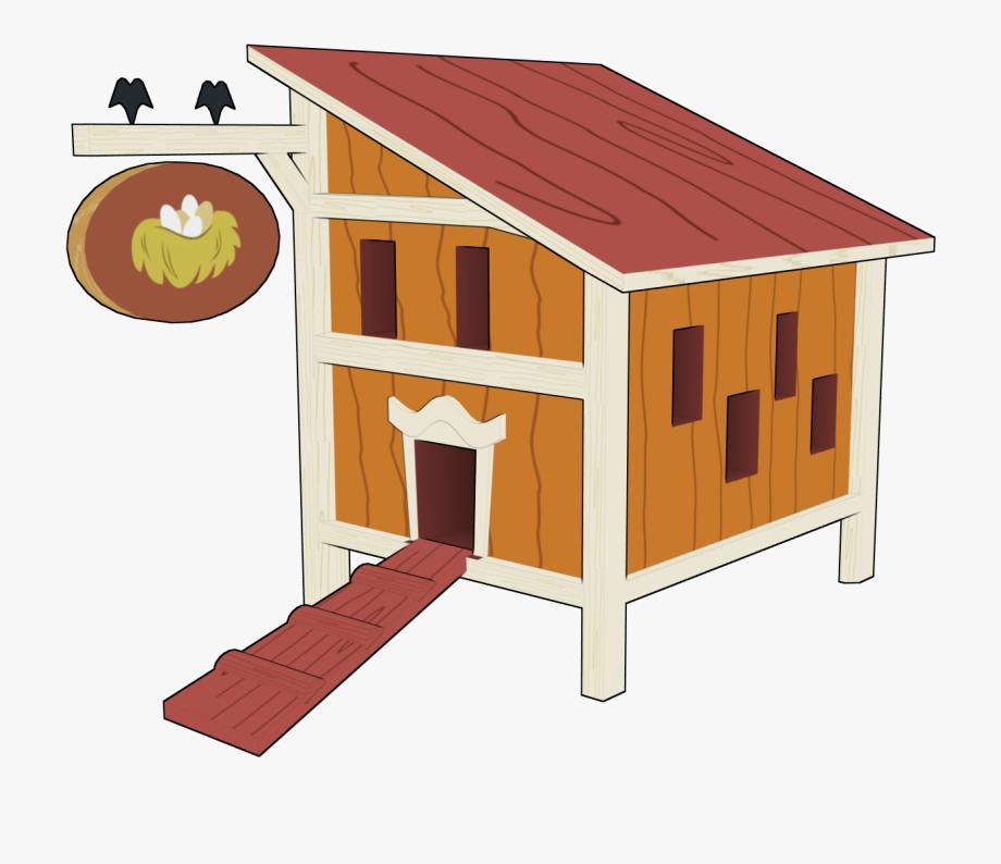 Coop clipart clip art download Chicken Coop Clip Art - Chicken Coop Clipart #66717 - Free Cliparts ... clip art download