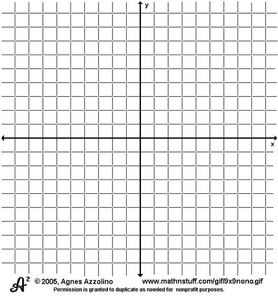 Coordinate grid clip art. Activities more at recipins