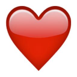 Copy and paste double hearts clipart clip free ❤ Heavy Black Heart Emoji (U+2764/U+E022/U+2764, U+FE0F) clip free