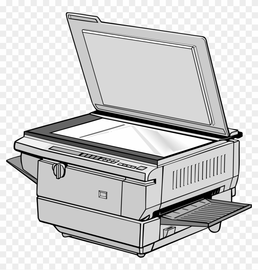 Xerox clipart logo free This Free Icons Png Design Of Office Copy Machine - Xerox Machine ... free