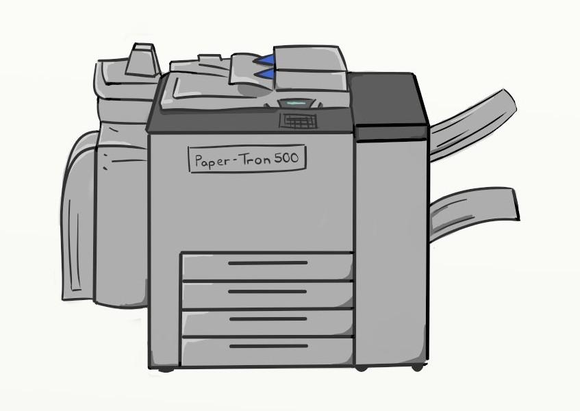 Photostat machine clipart jpg transparent library Free Copier Cliparts, Download Free Clip Art, Free Clip Art on ... jpg transparent library