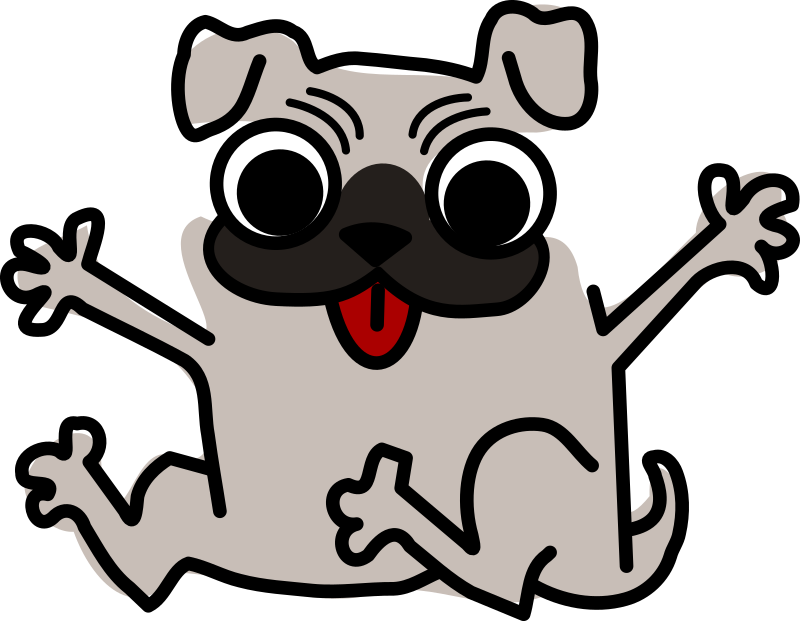 Clipart dog png svg library Dog Cartoon Clipart at GetDrawings.com | Free for personal use Dog ... svg library