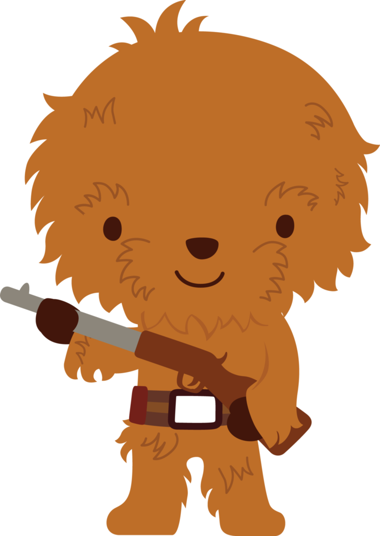 Star wars last jedi clipart clip transparent Chewie | Star Wars birthday | Pinterest | Chewbacca and Clip art clip transparent