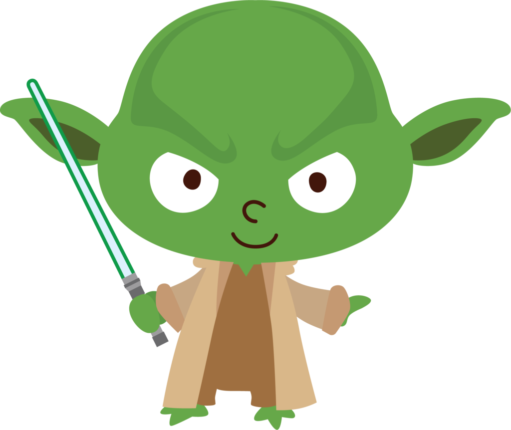 Star wars high resolution clipart vector Star Wars Yoda By Chrispix326 vector