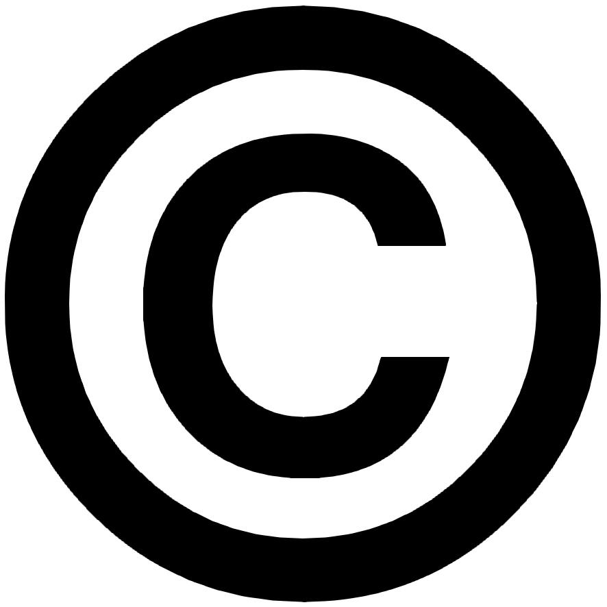 Copyright logo clip art freeuse download image copyright, logo copyright ©, signe copyright ©, sigle ... clip art freeuse download
