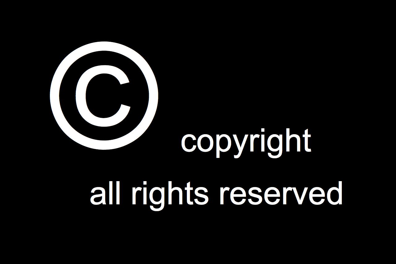 Copyright logo vector black and white stock All sizes | Copyright Symbols | Flickr - Photo Sharing! vector black and white stock