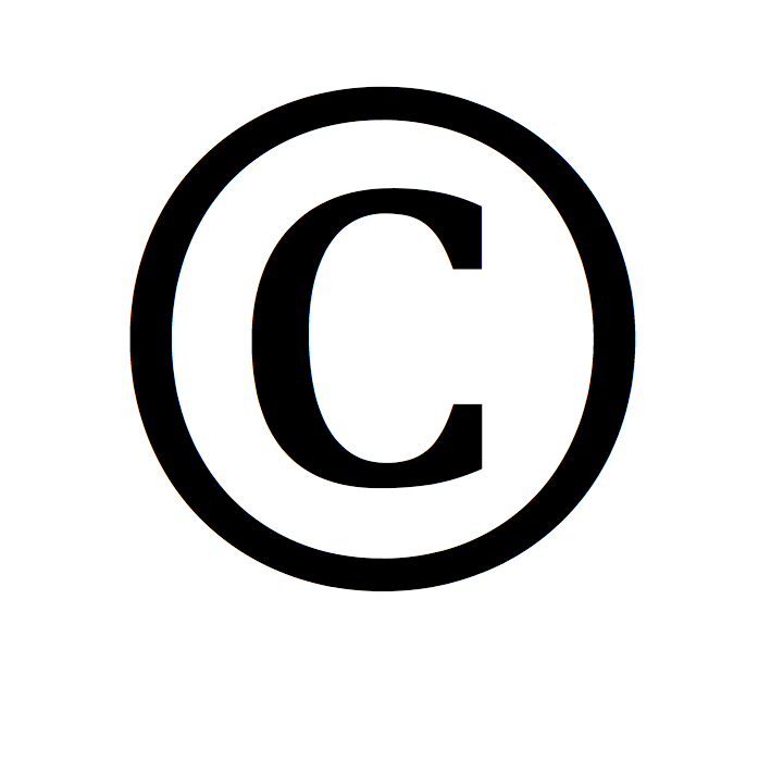 Copyright logo graphic black and white library Copyright logo | JEADigitalMedia.org graphic black and white library